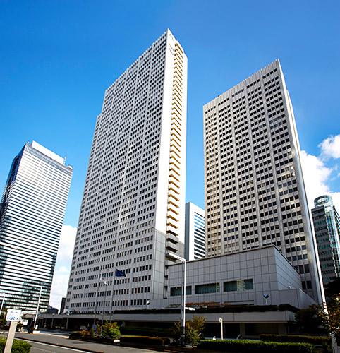 Keio Plaza Hotel Shinjuku Tokyo Japan