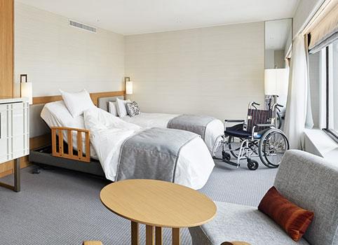 Facilities & Services | Keio Plaza Hotel Tokyo