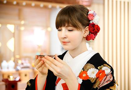 Japanese Wedding Kimono.Event Special Offers Keio Plaza Hotel Tokyo
