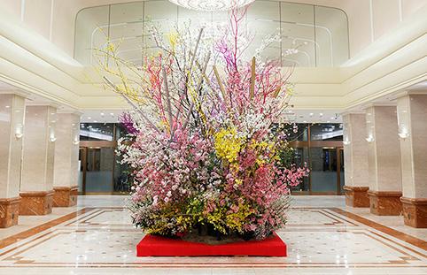 Keio Plaza Hotel Tokyo Hosts Spring Cherry Blossom Festival Celebrating The Arrival Of Sakura Season