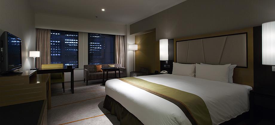 Deluxe | Keio Plaza Hotel Tokyo