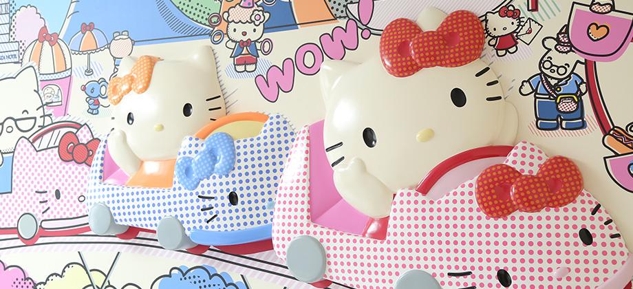 Hello Kitty Room Keio Plaza Hotel Tokyo