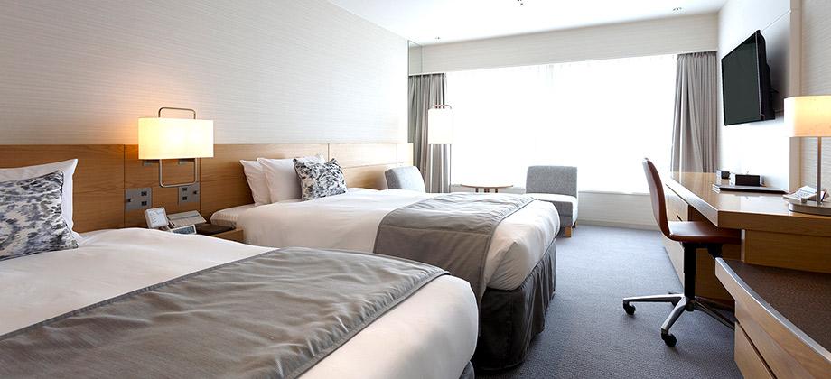 Superior Keio Plaza Hotel Tokyo